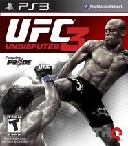 UFC Undisputed 3 cd cover