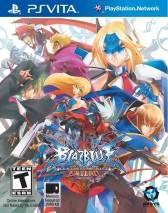 BlazBlue: Continuum Shift Extend dvd cover