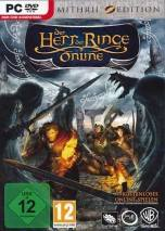 The Lord of the Rings Online: Mithril Edition dvd cover