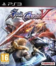 SoulCalibur V  dvd cover
