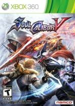 SoulCalibur V  dvd cover