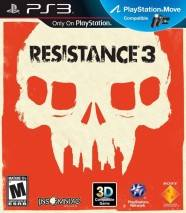 Resistance 3 dvd cover