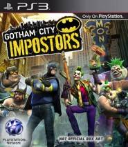 Gotham City Impostors cd cover