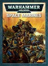 Warhammer 40,000: Space Marine cd cover