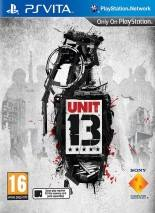 UNIT 13 dvd cover