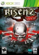 Risen 2: Dark Waters dvd cover