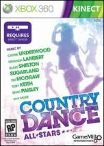 Country Dance All Stars dvd cover