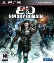 Binary Domain Review dvd cover