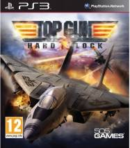 Top Gun: Hard Lock dvd cover