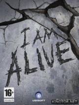 I Am Alive cd cover