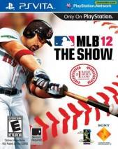 MLB 12: The Show Cover