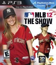 MLB 12: The Show cd cover