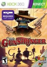 The Gunstringer dvd cover