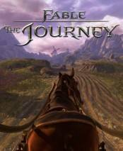 Fable: The Journey  dvd cover