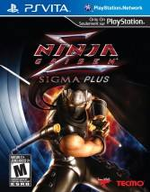 Ninja Gaiden Sigma Plus  dvd cover