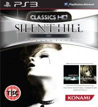 Silent Hill HD Collection dvd cover