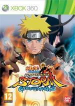 Naruto Shippuden: Ultimate Ninja Storm Generations dvd cover
