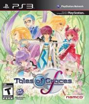Tales of Graces f dvd cover