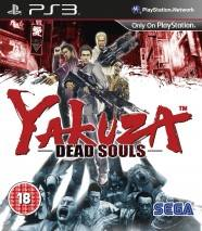 Yakuza: Dead Souls cd cover