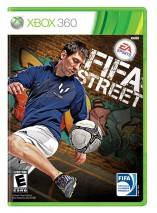 FIFA Street dvd cover