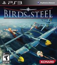 Birds of Steel cd cover
