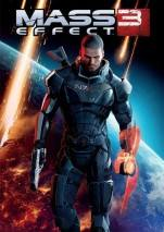 Mass Effect 3 cd cover