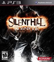 Silent Hill: Downpour cd cover