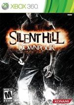 Silent Hill: Downpour dvd cover