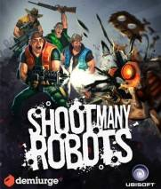 Shoot Many Robots cd cover