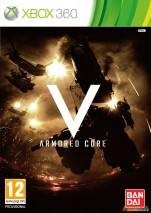Armored Core V dvd cover