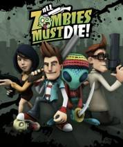 All Zombies Must Die! cd cover