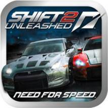 Need For Speed Shift 2 Unleashed dvd cover