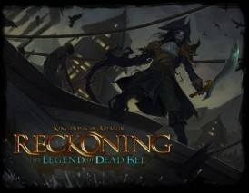 Kingdoms of Amalur: Reckoning - The Legend of Dead Kel cd cover