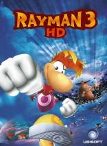 Rayman 3 HD cd cover
