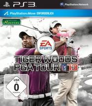 Tiger Woods PGA Tour 13 dvd cover