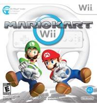 Mario Kart Wii dvd cover