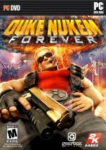 Duke Nukem Forever dvd cover