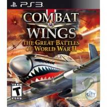 Combat Wings: The Great Battles of WWII cd cover