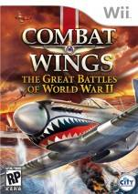 Combat Wings: The Great Battles of WWII dvd cover