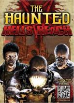 The Haunted: Hell's Reach dvd cover