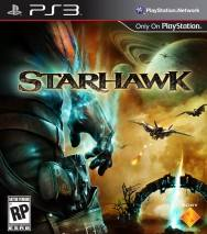 Starhawk dvd cover