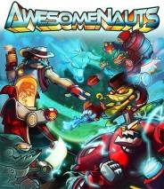 AWESOMENAUTS cd cover