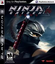Ninja Gaiden Sigma 2 cd cover 