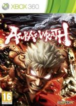 Asura's Wrath dvd cover