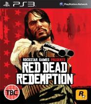 Red Dead Redemption dvd cover