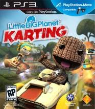LittleBigPlanet Karting dvd cover