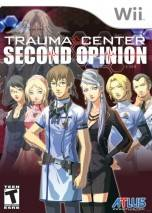 Trauma Center: Second Opinion dvd cover