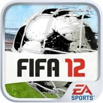 FIFA 12 dvd cover
