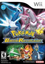 Pokemon Battle Revolution dvd cover