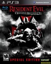 Resident Evil: Operation Raccoon City cd cover